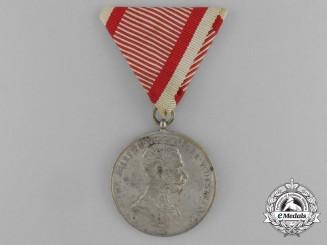 Austria, Imperial. A Bravery Medal, Silver Grade (1914-1916)