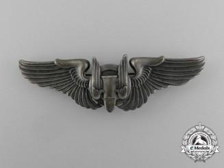 A 1943 American Army Air Force Aerial Gunner Badge