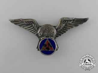 United States. A Civil Air Patrol Pilot Wing Badge, c.1942