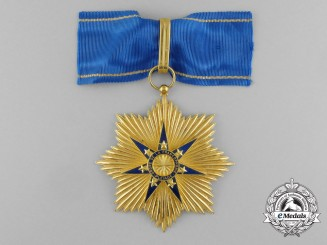 A French Order of La Pléiade, Breast Star