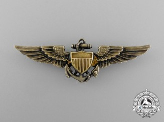 An American Naval Aviation Pilot Badge