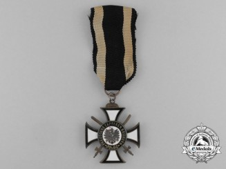A Prussian War Veterans Organization Commemorative Cross for Combatants 1914-1918