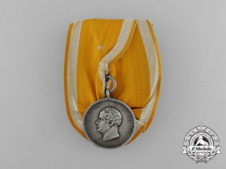A Prussian Life Saving Medal