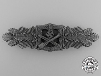 Germany, Heer. A Close Combat Clasp, Bronze Grade, by Friedlich Linden of Lüdenscheid