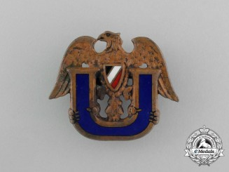 An Imperial German Navy (Kaiserliche Marine) U-Boat Badge