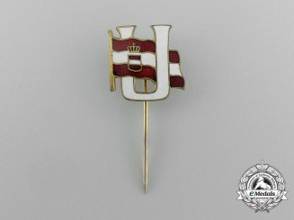A First War Period Austrian U-Boat Stickpin