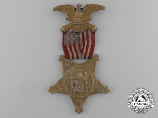 An American Grand Army of the Republic Veteran's Medal