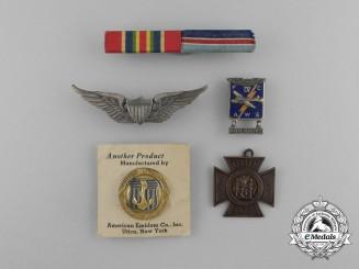 Five American Insignia