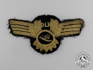 An Early Deutsche Luft Hansa (DLH) PIlot Badge