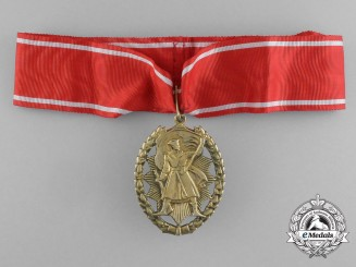 Yugoslavia, Republic. An Order of the People's Hero