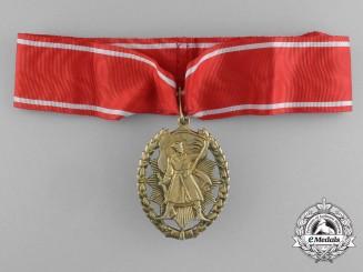Yugoslavia, Republic. An Order of the People's Hero