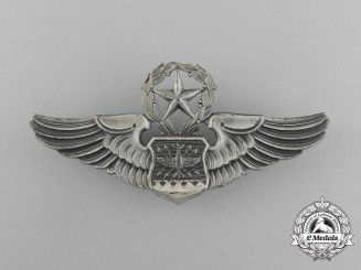 An American Air Force Master Navigator/Combat Systems Officer/Observer Wings