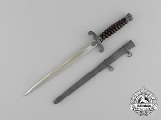 A Miniature First Pattern Railway Dagger