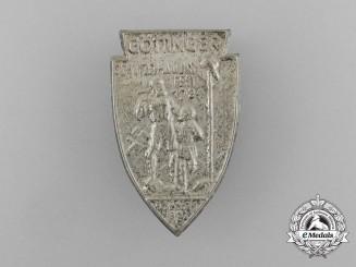 A 1934 Götting Marksmanship Festival Badge