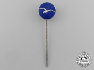 "A IAF Civil Gliding Proficiency Class ""A"" Proficiency Stick Pin"
