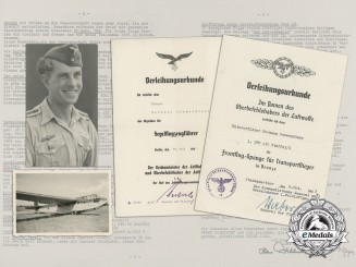 A Document Grouping to the 1st Squadron of the German Research Institute for Sailplane Flight 230