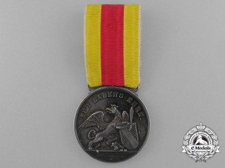 A 1915-18 Military Karl Friedrich Order to Hermann Klenzmann