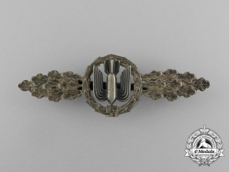 A Luftwaffe Silver Grade Squadron Clasp for Bomber Pilots