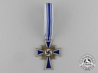 """A Bronze Grade Mother's Cross """"Mutterehrenkreuz"""""""