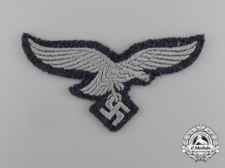 A Mint Luftwaffe NCO/EM Breast Eagle