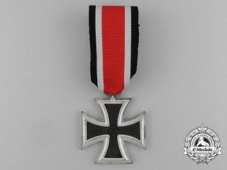 A Mint Iron Cross 1939 Second Class by Gustav Brehmer of Markneukirchen