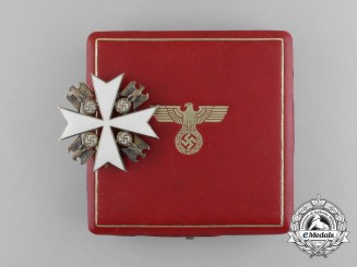 A Second Class Order of the German Eagle by Gotet & Co. in its Original Case of Issue