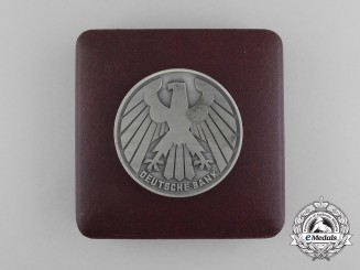 "A Cased 1916-1941""German Bank"" Award to Willy Schmidt for 25 Years of Devoted Labour"