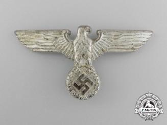 A Fine Quality Wehrmacht Heer (Army) Cap Eagle by Assmann & Söhne of Lüdenscheid