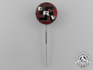 A Second War German DRV German Cycling Federation Membership Stick Pin