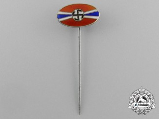 A German-American Association Stick Pin