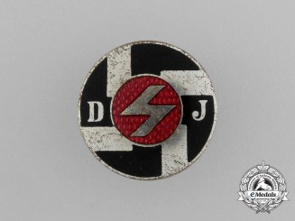 A DJ (Deutsches Volk) Membership Badge