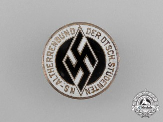 A National Socialist Association of German Students Membership Badge