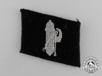 A Waffen-SS 29th Italienische Nr. 1 Grenadier Division Collar Tab