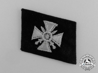 A Waffen-SS 29th Russische Nr. 1 Grenadier Division Collar Tab