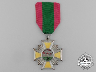 An Anhalt First War Veteran's Cross 2nd Class