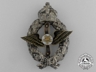 Germany, Weimar Republic. A Member's Badge of the German Aero-Modelers Association