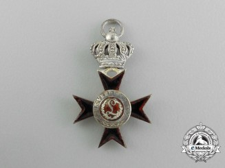 A Rare Miniature Hesse-Darmstadt Ludwig Order; Knight's Cross - See more at: https://www.emedals.com/auctions/a-rare-miniature-hesse-darmstadt-ludwig-order-knight-s-cross#sthash.KSb1a3xV.dpuf