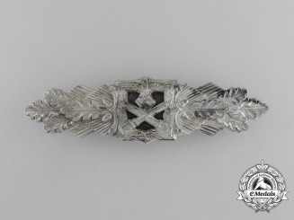 A Silver Grade Close Combat Clasp by Funcke & Brüninghaus of Lüdenscheid
