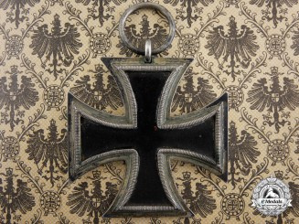 A Fine Iron Cross Second Class 1813