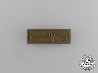 A Prague Campaign Bar for a Commemorative Sudetenland Medal