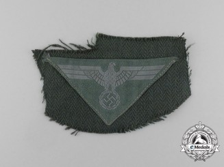 A Uniform Removed M55 Wehrmacht (Heer) EM/NCO's Breast Eagle