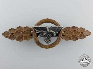 A Bronze Grade Luftwaffe Transport Squadron Clasp
