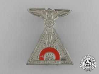 A 1934 Region Hildesheim NSDAP District Council Day Badge