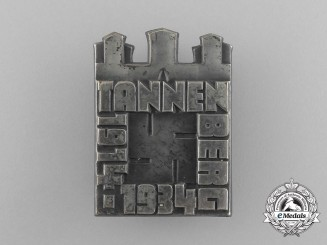 A 20th Anniversary Badge of the Battle of Tannenberg