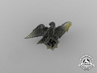 A Second Pattern RLB (National Air Raid Protection League) Membership Lapel Badge