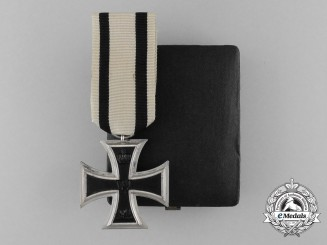 An Iron Cross 1914 Second Class for Non-Combatants by Wagner & Sohn