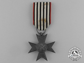 A Prussian War Air Merit Cross