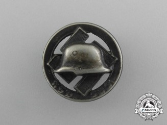 A German League of National Socialist Frontline-Fighters Membership Badge
