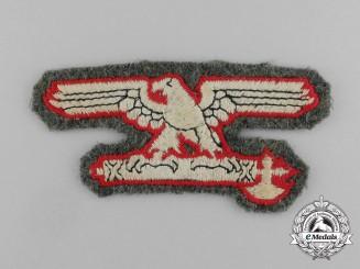 A Waffen-SS Italian Volunteer EM/NCO's Sleeve Eagle