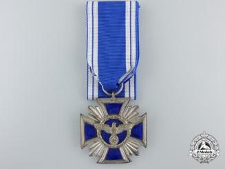 An NSDAP Long Service Award for 15 Years Service